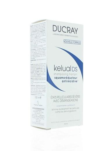 Ducray DUCRAY Kelual DS Şampuan 100 ml Renksiz